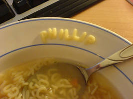 Phillip Soup by Suadela