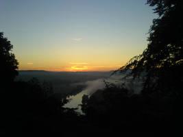 bevor sunrise by Suadela