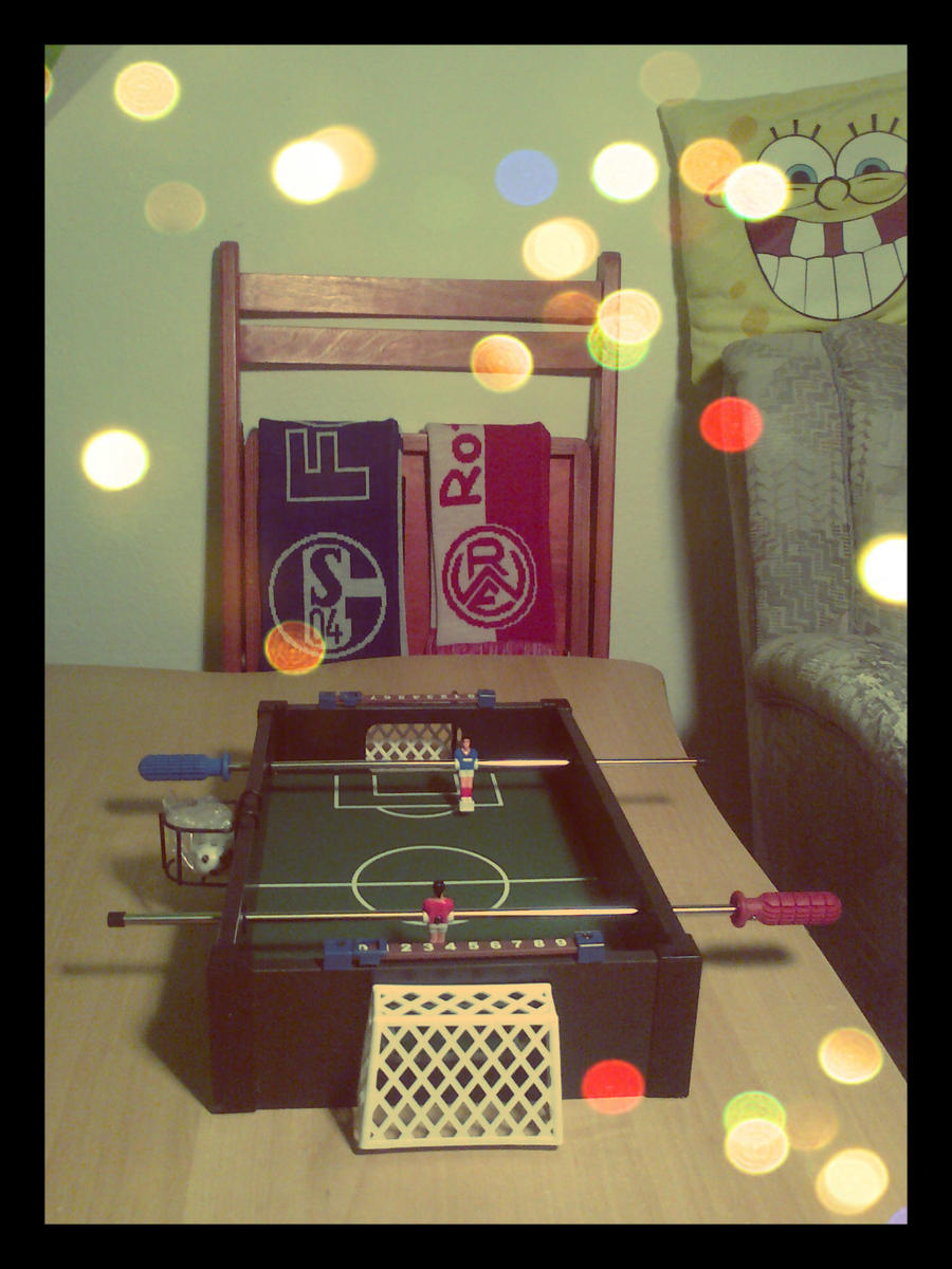 Soccer by Suadela