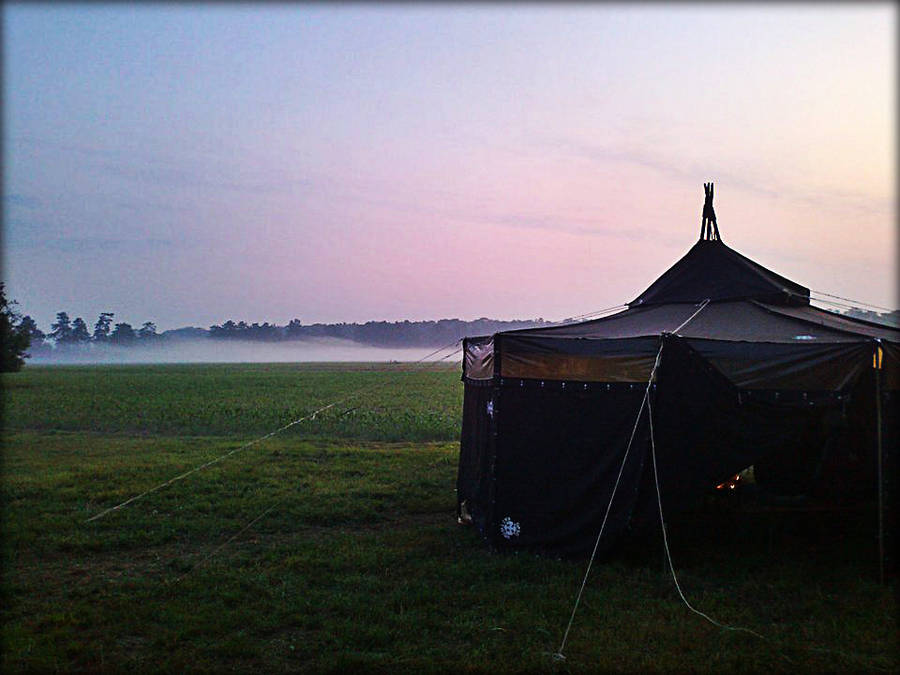 Yurt by Suadela