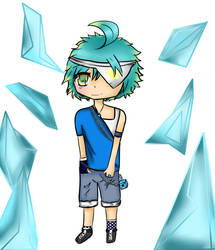 Whit's AU Contest: cael by jkcoolz
