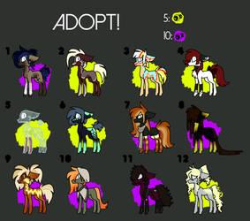 {OPEN} Friendship horses