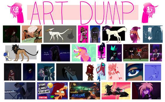 Art dump