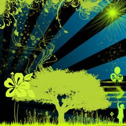 Such a Green World by f3nta