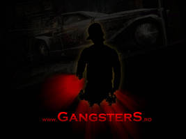 gangsters by f3nta