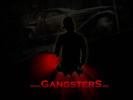 gangsters by f3nta