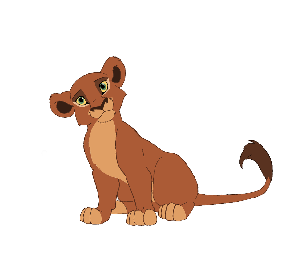 Lioness Cub Base By PiperInle On DeviantArt