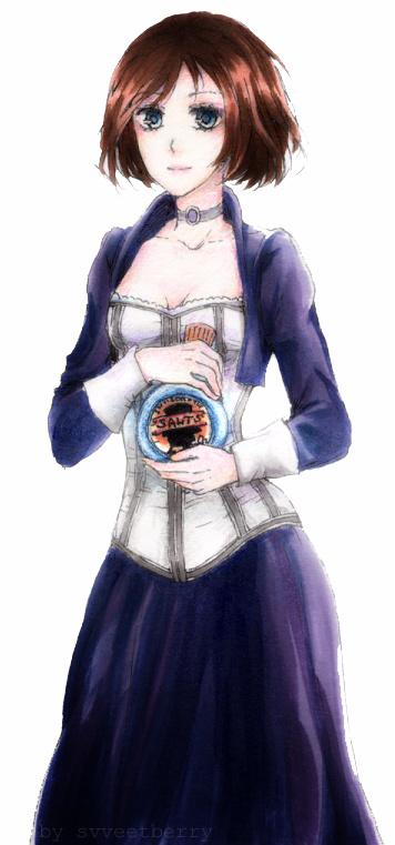 Bioshock Infinite - Elizabeth by Svveet