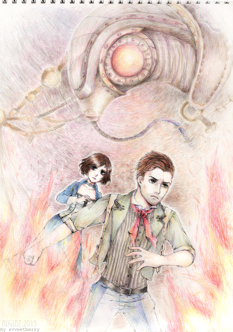 - Bioshock Infinite - by Svveet