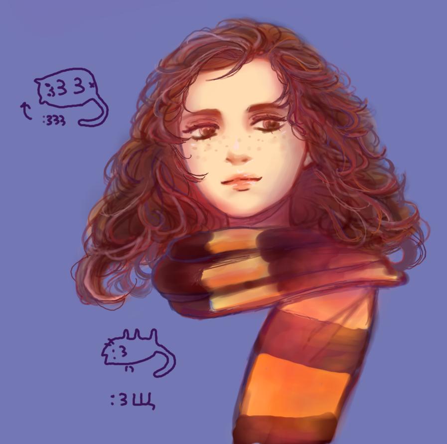 Hermione Granger by Svveet