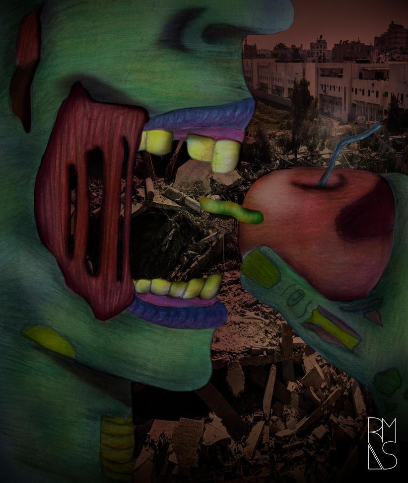 Zombie by Raksaso