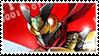 TigerVespamon Stamp by Pikuna