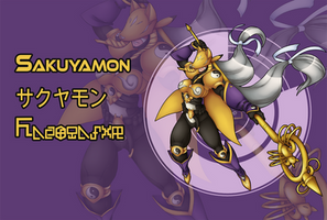 ::MCD:: Sakuyamon by Pikuna