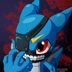 Digi Ghoul [COM] by Pikuna
