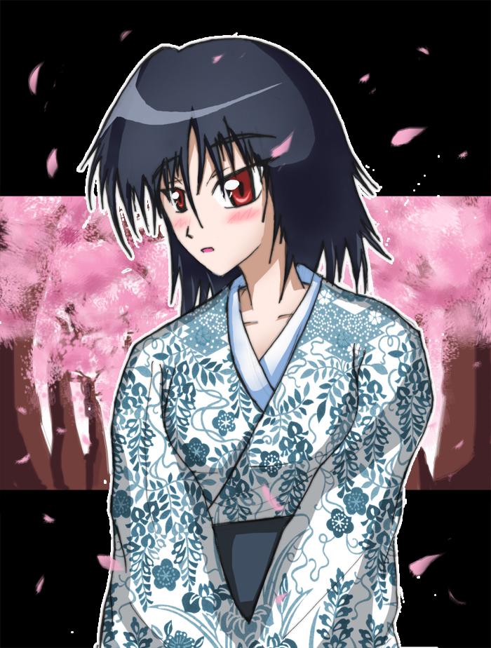 yakumo +sukuran+ by vatenkeist