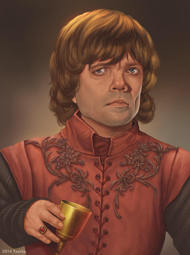 Game of thrones fan art - Tyrion Lannister by ynorka on DeviantArt