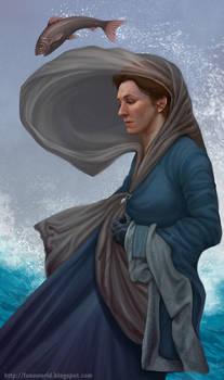 Game of thrones fan art - Catelyn