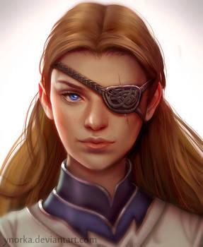 Amarae portrait