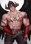 Devil Jin by ynorka