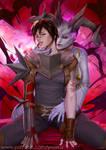 Desire Demon + Hawke
