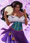 Esmeralda by ynorka