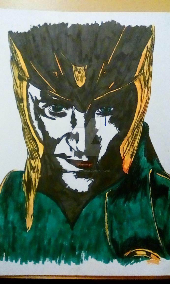 Loki by GraceTheAuthor