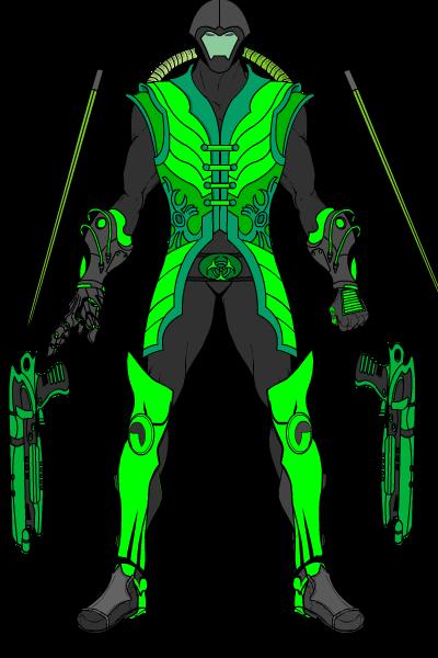 Mortal Kombat oc: ACID MK9 by boooooki on DeviantArt