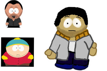 Me in South Park