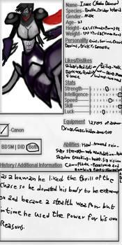 Kehanuity Character Sheet