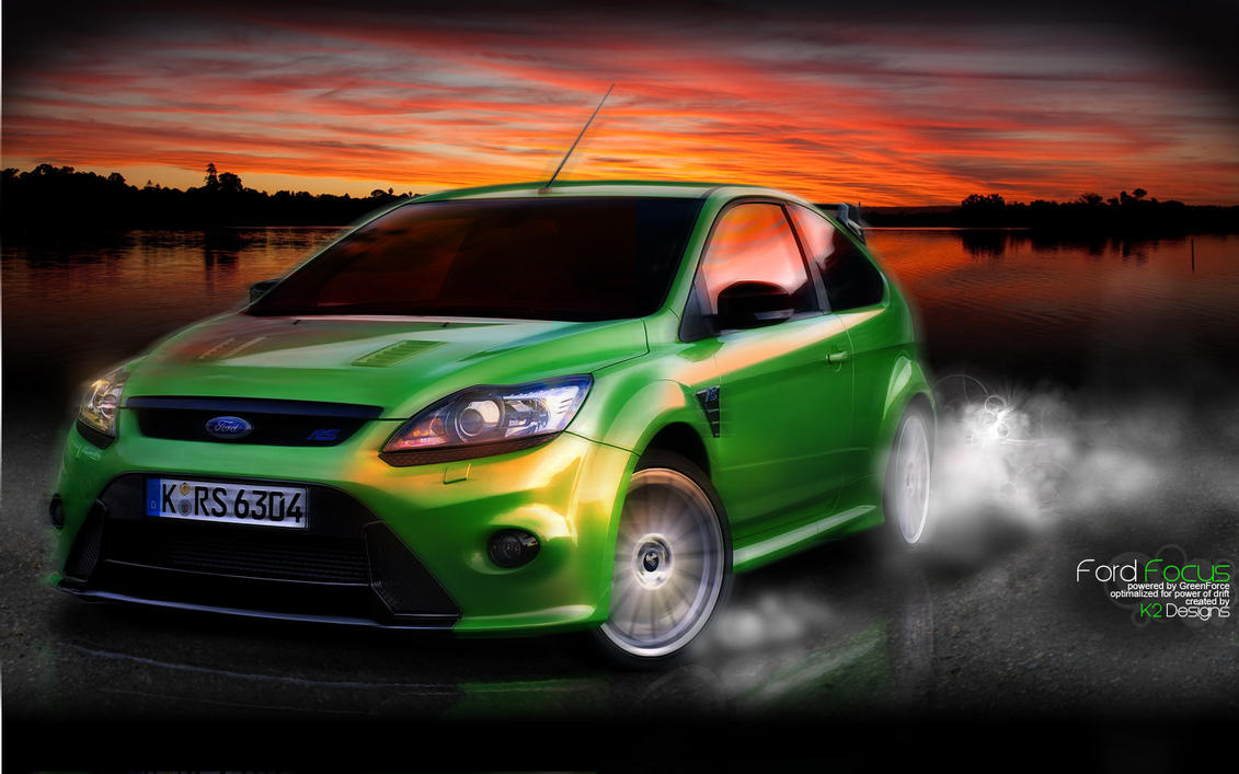 Ford Focus RS by ~onlyK2 on