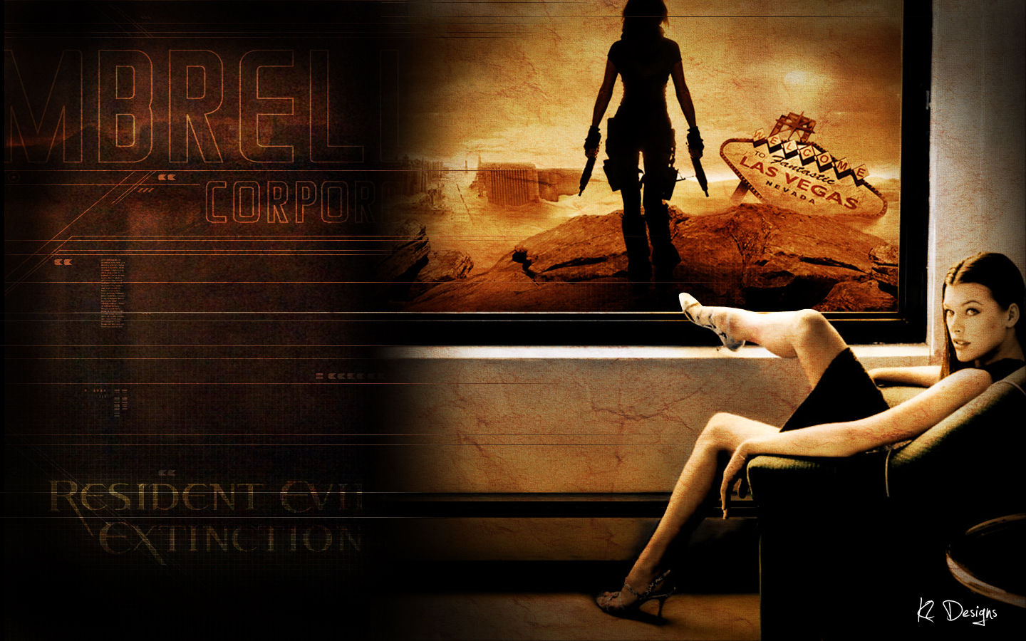 Resident Evil Extinction by onlyK2 on DeviantArt