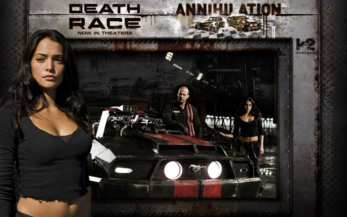 death raceonlyk2 on deviantart