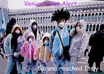 Corona reached Italy Venice Virus Alert by BernardoDisco