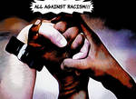 All Against Racism by BernardoDisco