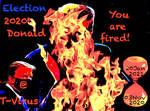DonaldTrump Donald You Are Fired by BernardoDisco