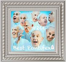 Pope #266 Franziskus - Best Pontifex I 2021