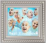 Pope #266 Franziskus - Best Pontifex I 2021 by BernardoDisco