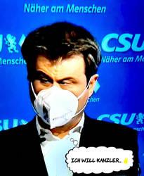 MP Soeder will Bundeskanzler werden