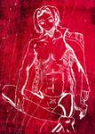 Rin Matsuoka Edited Sketch