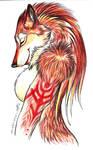 Merle - The Red Werewolf
