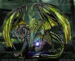 Dragomancer - Commission
