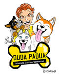 Commission - Logotype Duda Padua