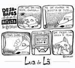 Desabafos de um artista - Lua de La