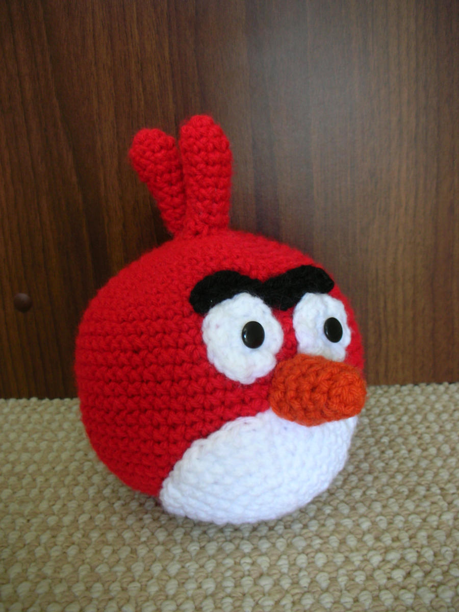 Angry Bird by CataCata23