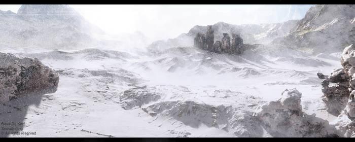 Snowdrifting