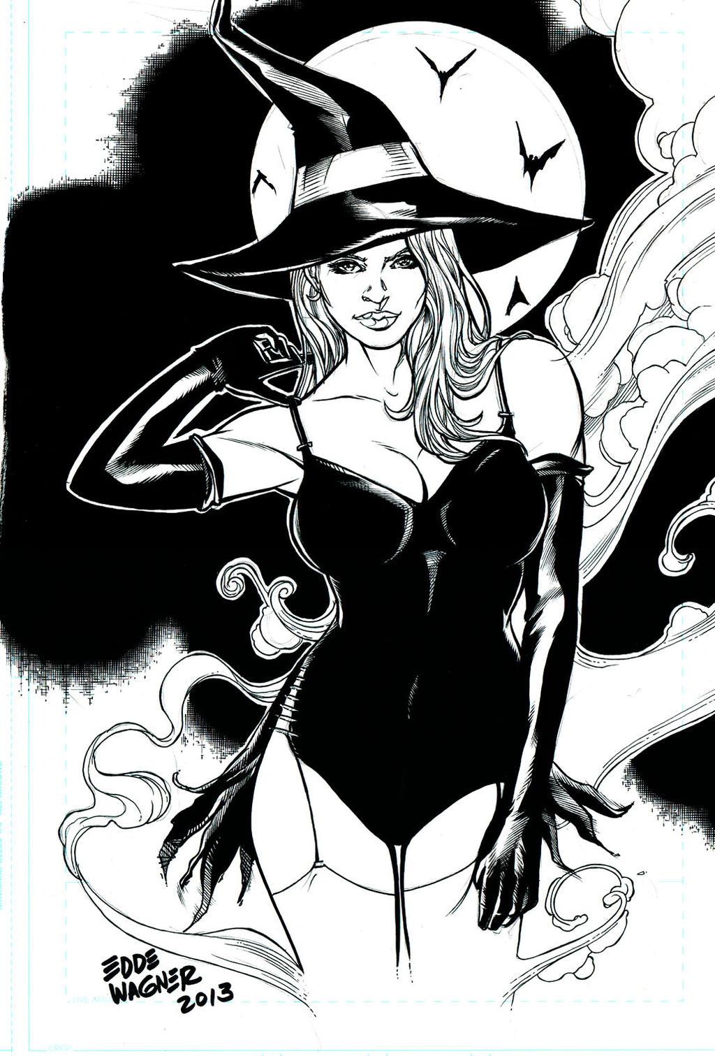 Sexy Witch2 Baixa by EddeWagner
