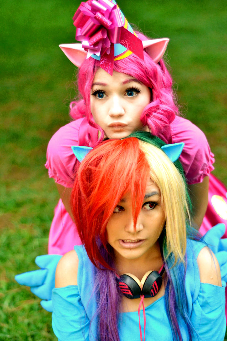 Pinkie , you are so . . . Random D: by PameeKawaii