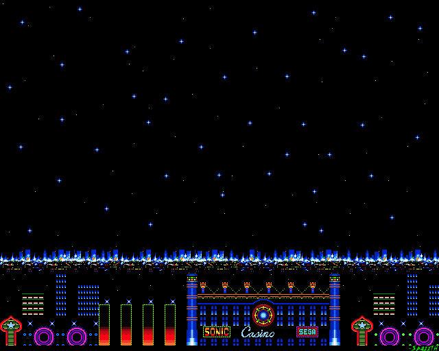 sonic 2 beta casino night zone