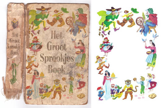 WIP: Book of Fairytales