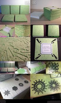 Christmas Cards 2013 by BoekBindBoetiek